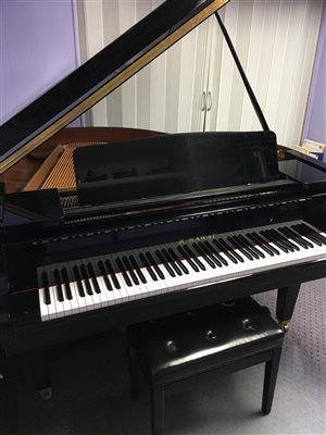 All piano lessons take are given on  the Kawai Grand Piano.